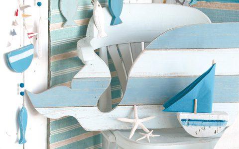 Shabby Chic, Coastal, Nautical, Vintage