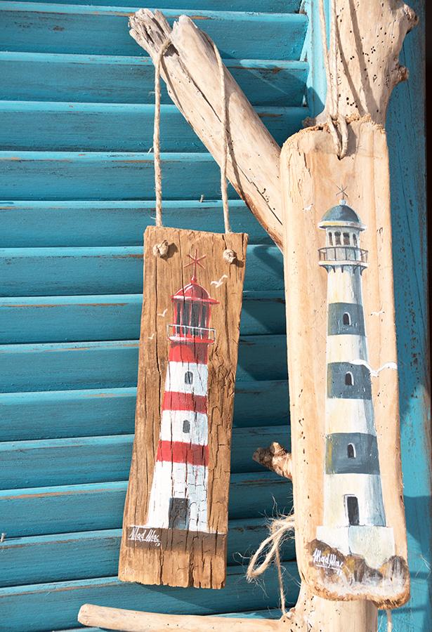 Driftwood Paintings Jard 237 N Del Mar Artesanos Lanzarote